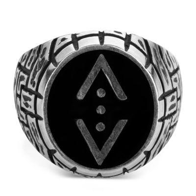 Mineli Çukur Yüzüğü
