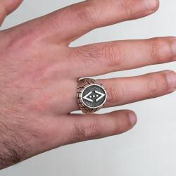 Minesiz Çukur Yüzüğü - Thumbnail