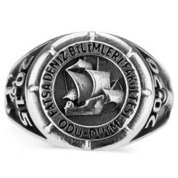 Ordu Fatsa Deniz Bilimleri Fakültesi Yüzüğü - Thumbnail