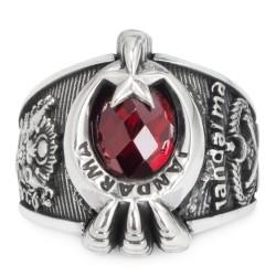 Anı Yüzük - Osmanlı Armalı Jandarma Yüzüğü