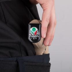 Osmanlı Arması Şarjör Stickerı - Thumbnail