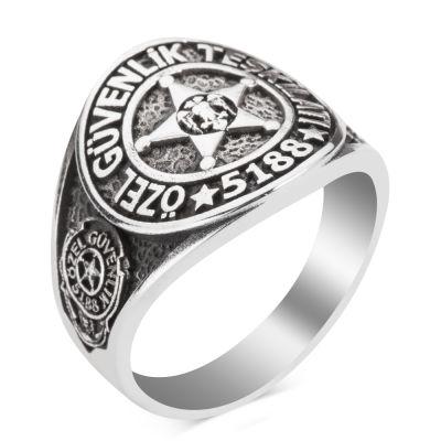 Özel Güvenlik Teşkilatı Yüzüğü