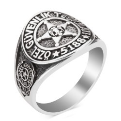 Anı Yüzük - Özel Güvenlik Teşkilatı Yüzüğü (1)