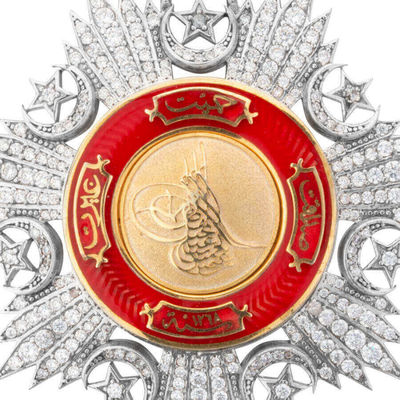 Payitaht Abdülhamid Dizisi Mecidiye Nişanı