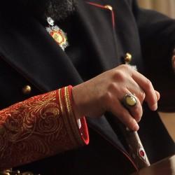 Payitaht Abdülhamid Dizisi Sultan Abdülhamid Yüzüğü - Thumbnail