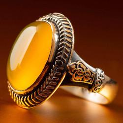 Anı Yüzük - Payitaht Abdülhamid Dizisi Sultan Abdülhamid Yüzüğü