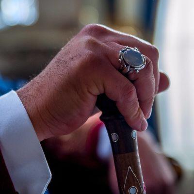 Payitaht Abdülhamid Dizisi Beyaz Taşlı Yeni Sultan Abdülhamid Yüzüğü