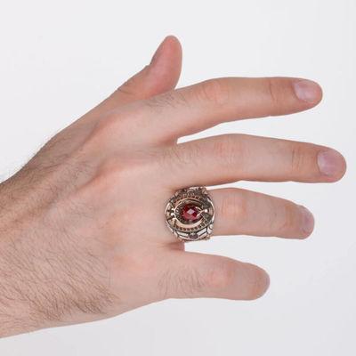 Pençeli Jandarma Uzman Çavuş Yüzüğü