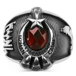 Anı Yüzük - Pençeli Komando Uzman Çavuş Yüzüğü