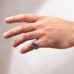 Pençeli Komando Uzman Çavuş Yüzüğü - Thumbnail
