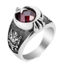 Pençeli Ulaştırma Yüzüğü - Thumbnail
