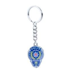 Anı Yüzük - Polis Anahtarlığı