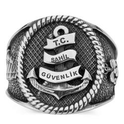 Anı Yüzük - Sahil Güvenlik Yüzüğü