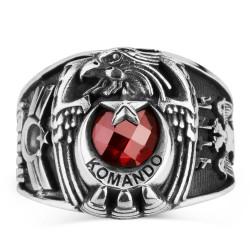 Anı Yüzük - Selçuklu Kartalı Komando Uzman Çavuş Yüzüğü