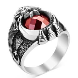 Şualı Uzman Çavuş Jandarma Yüzüğü - Thumbnail