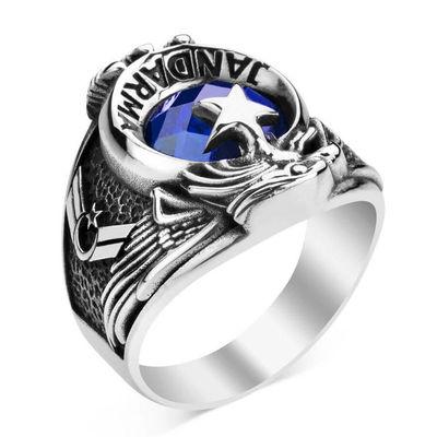 Şualı Uzman Çavuş Jandarma Yüzüğü