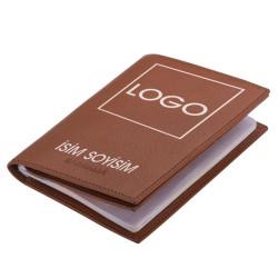 Taba Güvenli Pasaportluk Deri Cüzdan
