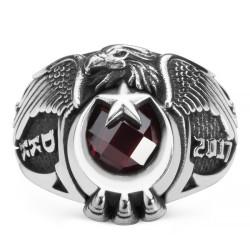 Anı Yüzük - Tek Kartal Başlı Deniz Kuvvetleri Yüzüğü (DKK Yüzüğü)