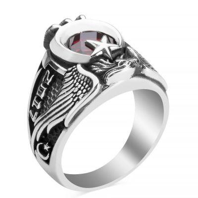 Tek Kartal Başlı Deniz Kuvvetleri Yüzüğü (DKK Yüzüğü)