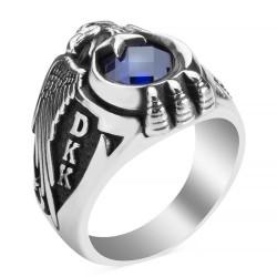 Tek Kartal Başlı Deniz Kuvvetleri Yüzüğü (DKK Yüzüğü) - Thumbnail
