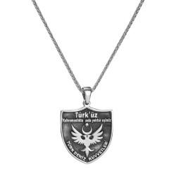 Anı Yüzük - Türk Deniz Kuvvetleri Gümüş Kolye