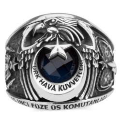 Anı Yüzük - Türk Hava Kuvvetleri 15. Füze Üs Komutanlığı Yüzüğü