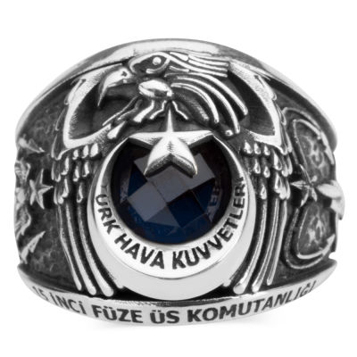 Türk Hava Kuvvetleri 15. Füze Üs Komutanlığı Yüzüğü