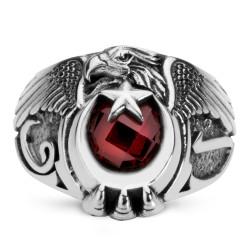 Anı Yüzük - Türk'ün Kudreti Yüzüğü (Vav - Elif)