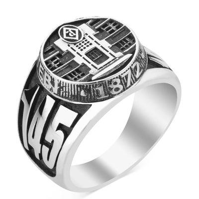 Pertevniyal Lisesi 145. Dönem Yüzüğü
