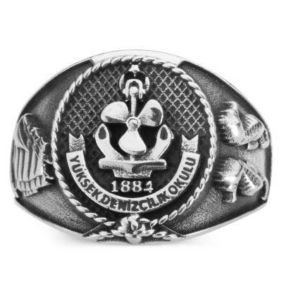 Yüksek Denizcilik Okulu Taşsız Yüzüğü